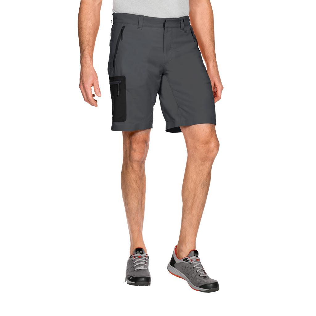 Jack Wolfskin Active Track Softshell Shorts Men