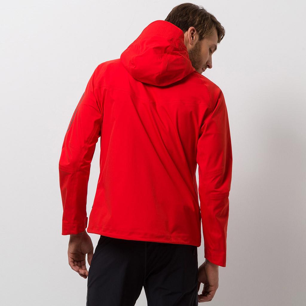 54ab46cfd2 Campeggio ed escursionismo Uomo: abbigliamento Jack Wolfskin Essential Peak  Men Jacket Outdoor Softshell Giacca 1305821-1134
