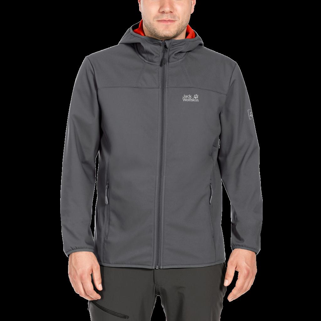 Jack Wolfskin Northern Point Jacket Men Outdoor Softshell Veste 1306351-6000