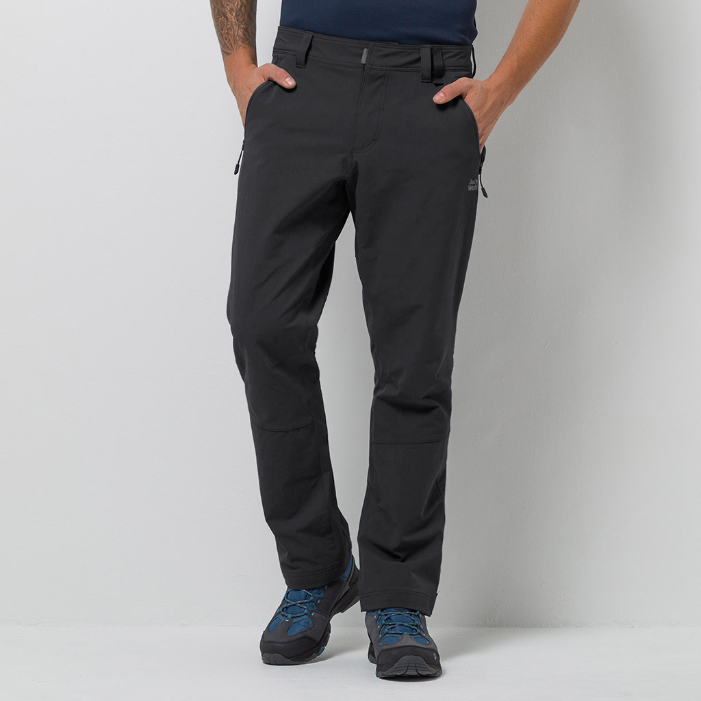 official images buying new nice cheap Jack Wolfskin Activate XT Softshell Pants Men | eBay