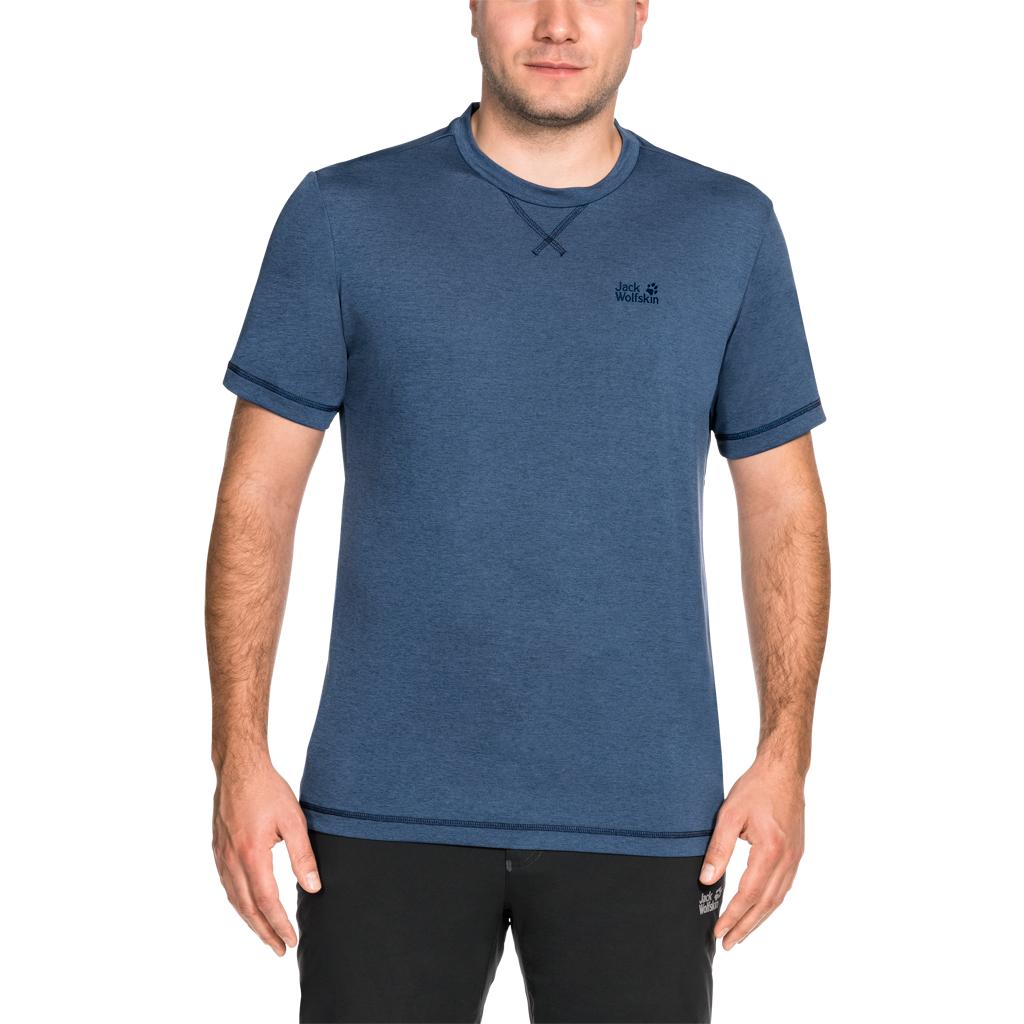 Shirt Men Details Jack About T Wolfskin Crosstrail 8k0wOnXP