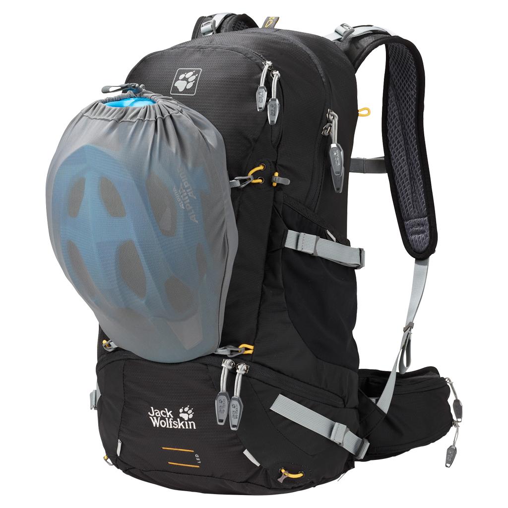 Jack Wolfskin Moab Jam Pack Bike Backpack Cycle Rucksack Day Rucksack 608.7oz | eBay