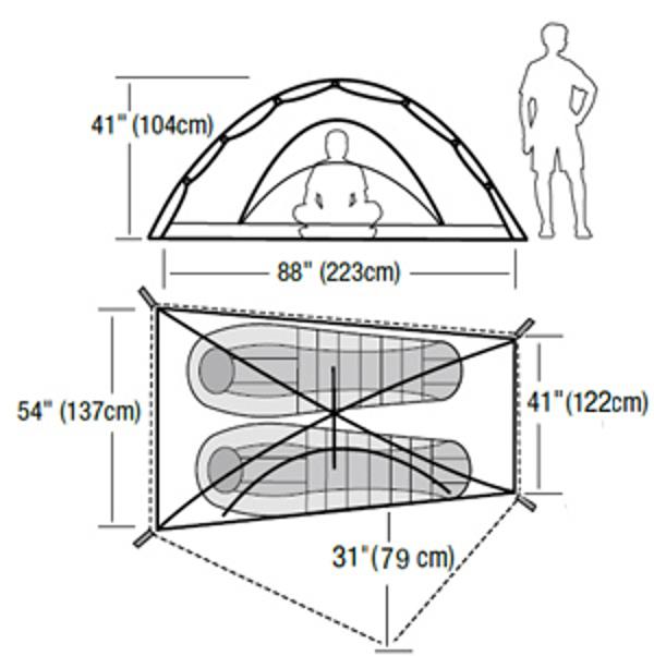Marmot-Limelight-2P-Tent-27090-3-Season  sc 1 st  eBay & Marmot Limelight 2P Tent (27090) 3 Season | eBay