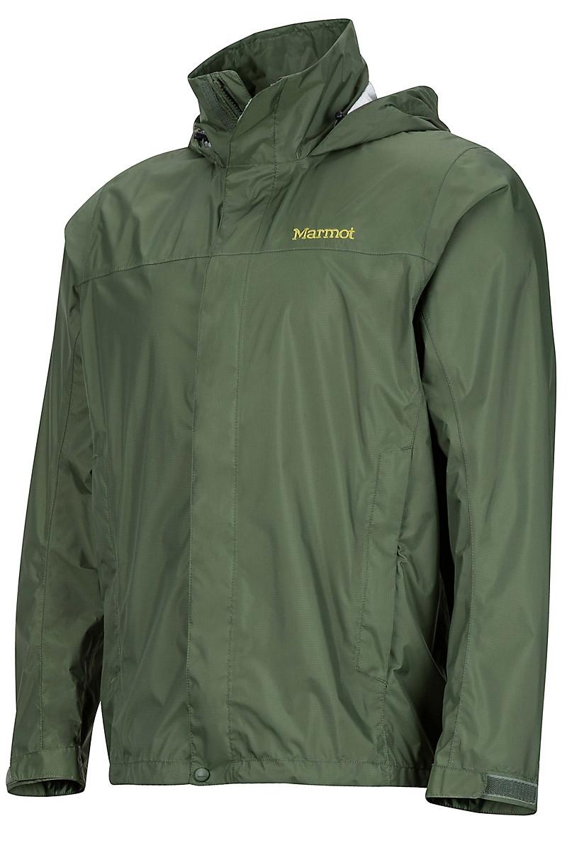 Crocodile Marmot Men/'s PreCip Lightweight Waterproof Jacket