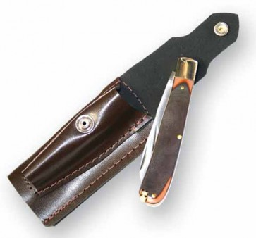 Stockmans Knife with Pouch