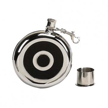 Round Flask w Cup