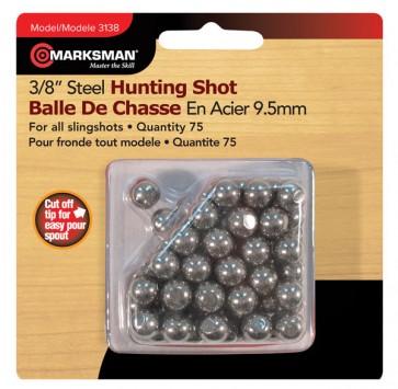 Steel Slingshot Pellets 9.5mm