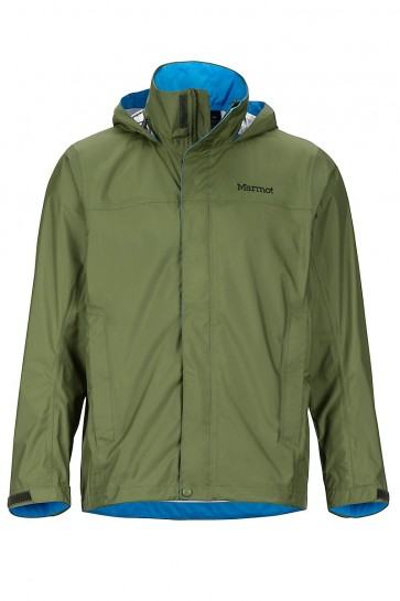 Marmot Men's PreCip Jacket - Bomber Green