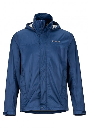 Marmot Men's PreCip Eco Jacket - Arctic Navy