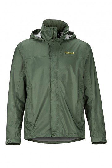 Marmot Men's PreCip Eco Jacket - Crocodile