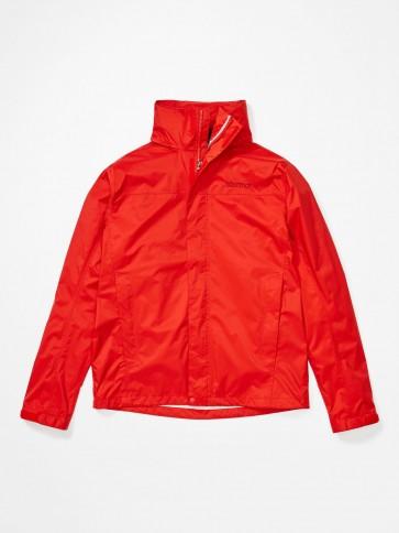 Marmot Men's PreCip Eco Jacket - Victory Red