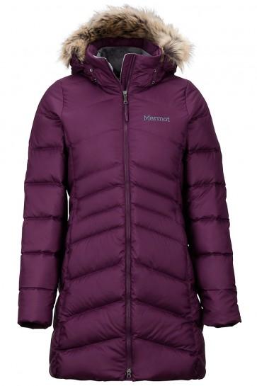 Marmot Women's Montreal Coat - Dark Purple