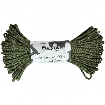 Fury Paracord 30m - Digital Army Combat