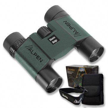 Alpen Shasta Ridge Compact Binoculars 8x25