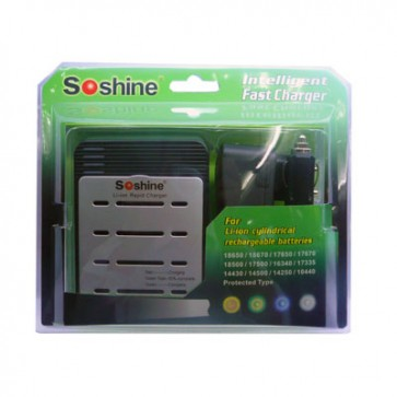 Universal Lithium Fast Charger