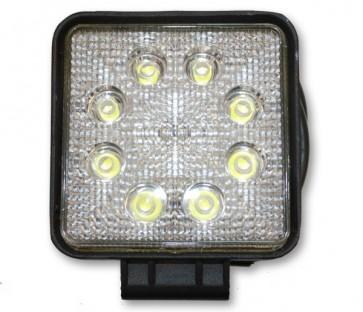 LED Work Light 24w - Square