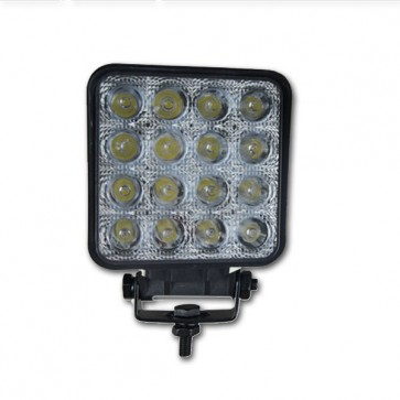 LED Work Light 48W - Square