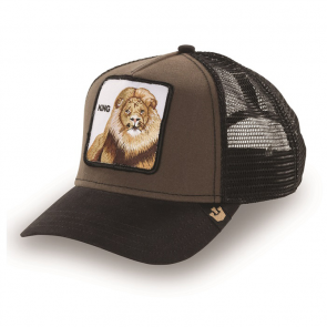 Goorin Bros King Animal Series Trucker Hat - Brown