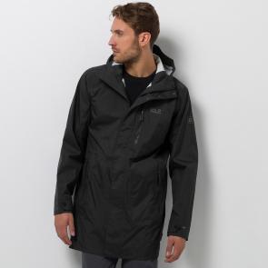 Jack Wolfskin Men's Crosstown Raincoat