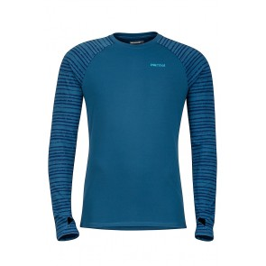 Marmot Men's Harrier LS Crew