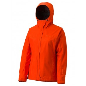 Marmot Women's Minimalist GORE-TEX Jacket - Coral Sunset
