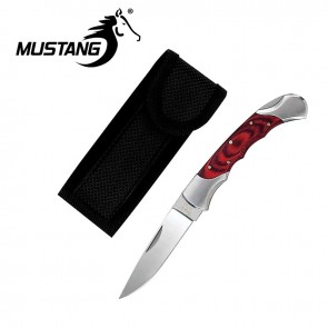 Mustang Nobility Pocket Knife 112mm