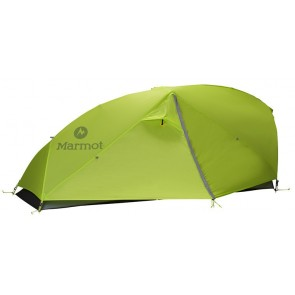 Marmot Force 1P Tent - Green Lime/Steel