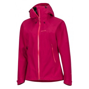 Marmot Women's Knife Edge Jacket - GORE-TEX - Sangria
