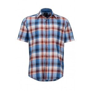 Marmot Men's Notus Short Sleeve (SS) Shirt