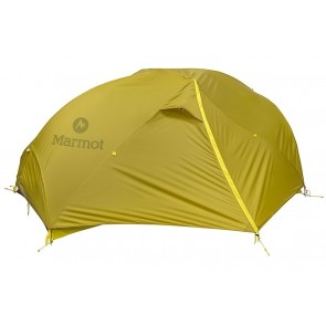 Marmot Force 2P Tent - Green Lime/Steel