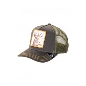 Goorin Bros Rack Animal Series Trucker Hat - Olive