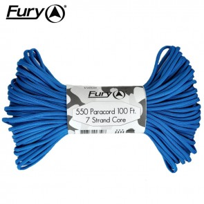 Fury Paracord 30m - Blue