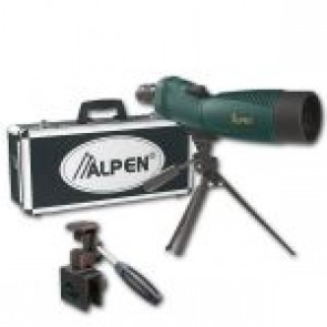Alpen Spotting Scope 18-36x60 Kit