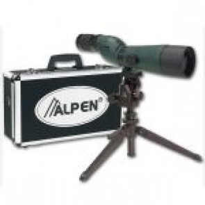 Alpen Spotting Scope 20-60x60 Kit