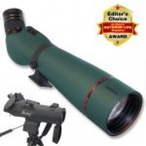 Alpen Rainier EDHD Spotting Scope 25-75x86