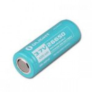 26650 Lithium battery for Olight S80 Torch