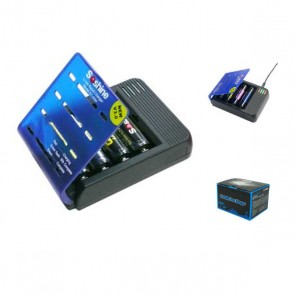 Lithium Battery Fast Charger - 4pc