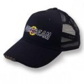Powa Beam Black Mesh LED cap