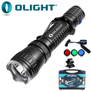 Olight M20S-X Javelot LED Torch Hunter Set