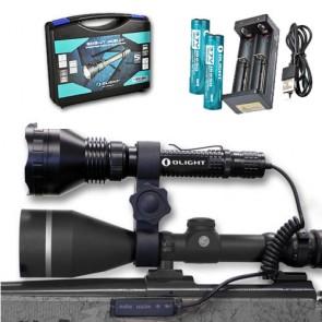 Olight M3XS-UT Javelot LED Torch Hunters Kit, Shooting, Hunting, Light, CREE