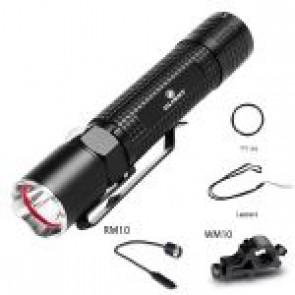 Olight M18 Tactical LED Torch Kit