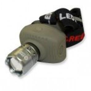 Innercore Grey Zoom LED Headlamp 180Lm