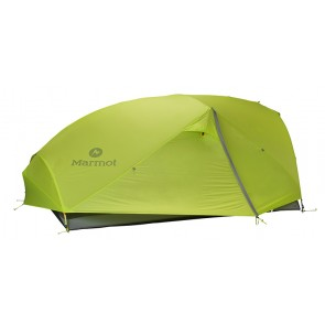 Marmot Force 3P Tent - Green Lime/Steel