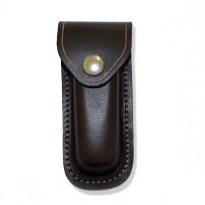 Leather Moulded Knife Pouch 110mm