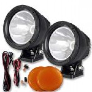 LED Driving Light Set 25W Spot Beams